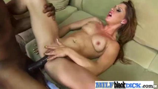 (scarlett wild) nasty milf on mamba black penis stud in sex tape clip-26