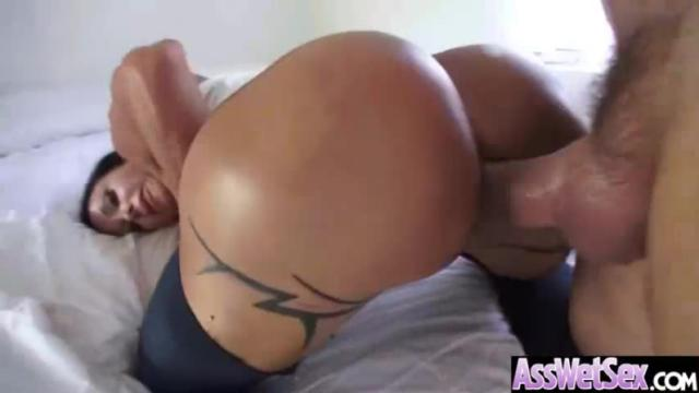 (jewels jade) big round wet ass lady love anal intercorse video-12